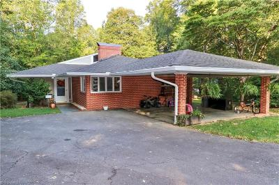 Single Family Home For Sale: 107 Speer Avenue