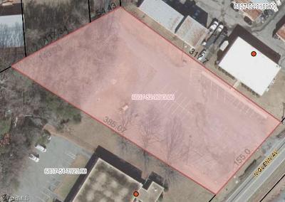 Winston Salem Residential Lots & Land For Sale: Glenn Avenue