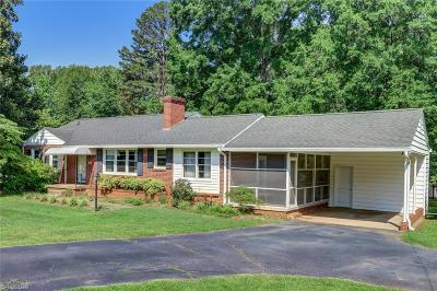 Browns Summit Single Family Home Due Diligence Period: 5755 Summit Avenue