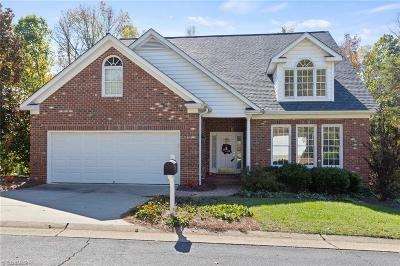 High Point Single Family Home For Sale: 1841 Country Club Drive