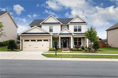 Burlington Single Family Home For Sale: 1254 Lael Forest Trail