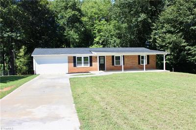 Mocksville Single Family Home Due Diligence Period: 305 Danner Road