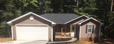 Walnut Cove Single Family Home For Sale: 228 Ridge Road