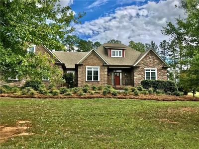 Rural Hall Single Family Home For Sale: 8027 Mathison Creek Drive