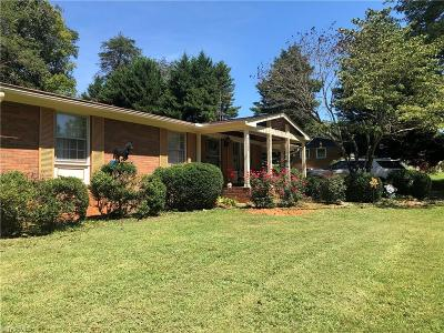 Lewisville Single Family Home For Sale: 7125 Marshall Road