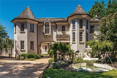 Winston Salem Single Family Home For Sale: 1000 Keprechian Lane
