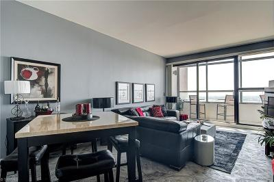 High Point Condo/Townhouse For Sale: 317 W High Avenue #12E