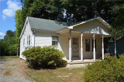 Madison Single Family Home For Sale: 1206 Odell Street