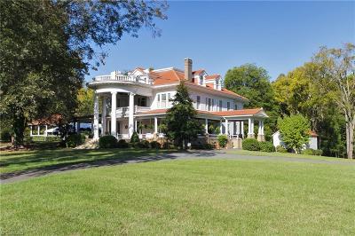 Reidsville Single Family Home For Sale: 1700 Richardson Drive