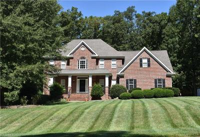 Browns Summit Single Family Home For Sale: 3621 Summit Lakes Drive