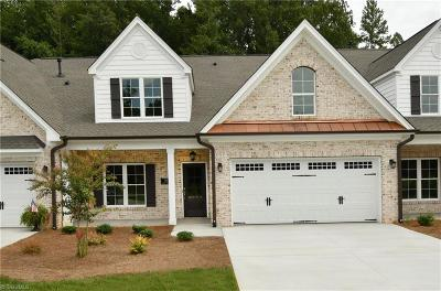 Kernersville Condo/Townhouse For Sale: 1639 Angus Ridge Drive