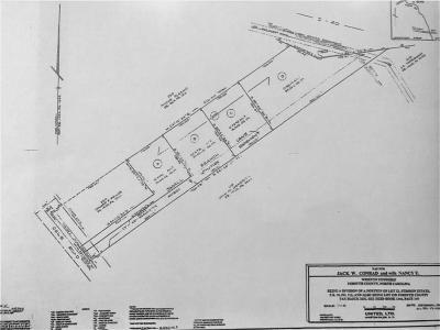 Winston Salem Residential Lots & Land For Sale: Cole Road