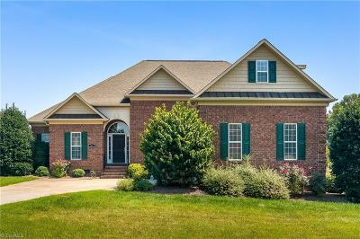 Kernersville Single Family Home For Sale: 4066 Ridgeline Drive