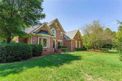 Greensboro Single Family Home For Sale: 5300 Graycliff Drive