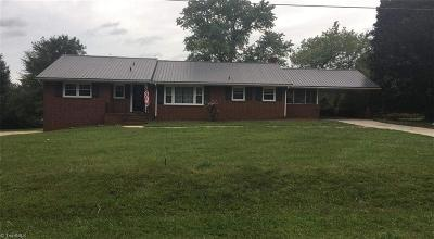 Single Family Home For Sale: 2950 Sells Road