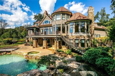 Winston Salem Single Family Home For Sale: 3750 Coral Garden Lane