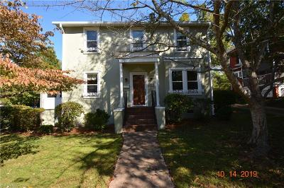 Ardmore Single Family Home For Sale: 901 Melrose Street