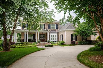 Winston Salem Single Family Home For Sale: 5556 Brookberry Farm Road