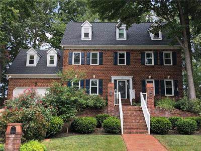 Greensboro Single Family Home For Sale: 12 Heathrow Court