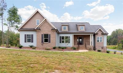 Reidsville Single Family Home For Sale: 190 Still Poplar Place