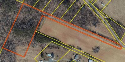 Guilford County Residential Lots & Land For Sale: 6834 Silver Springs Road W
