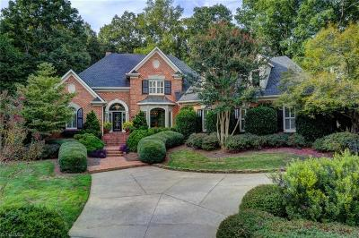 Winston Salem Single Family Home For Sale: 604 Spring Tree Court