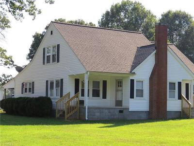 Browns Summit Single Family Home Due Diligence Period: 5906 Osceola Ossipee Road
