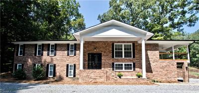 Clemmons Single Family Home For Sale: 7660 River Brook Trail