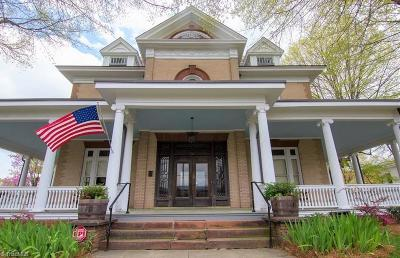 Winston Salem Single Family Home For Sale: 533 Summit Street