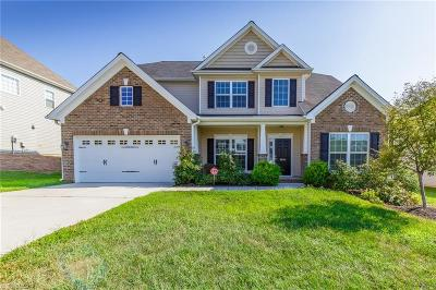 Single Family Home For Sale: 6604 Cannonade Court