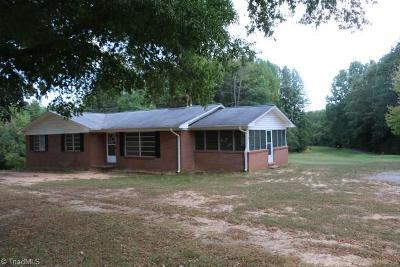 Walnut Cove Single Family Home For Sale: 2636 Dillard Road