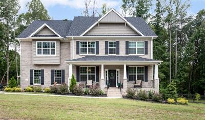 Stokesdale Single Family Home For Sale: 8003 Laffin Court