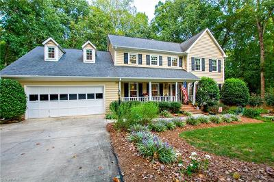 Kernersville Single Family Home For Sale: 613 Chesham Drive