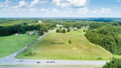 Madison Residential Lots & Land For Sale: 12.49 Acres North Us Highway 220