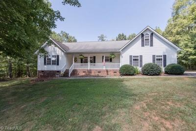 Lexington Single Family Home For Sale: 185 N Miners Trail