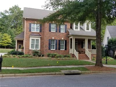 Greensboro Single Family Home Due Diligence Period: 608 Topwater Lane