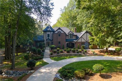 Oak Ridge Single Family Home For Sale: 8209 Hunting Cog Road