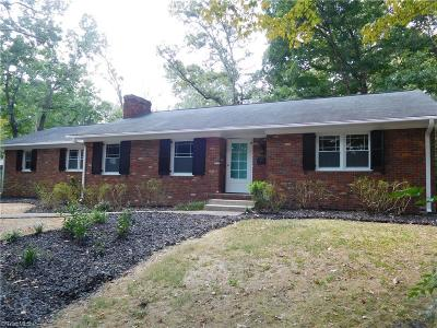 Sherwood Forest Single Family Home For Sale: 718 Longbow Road