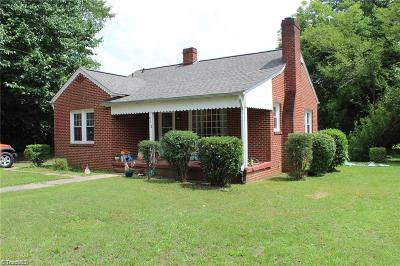 Reidsville Single Family Home For Sale: 417 Martin Street