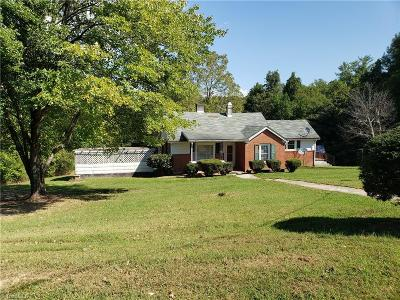 Rockingham County Single Family Home For Sale: 201 Redbud Road
