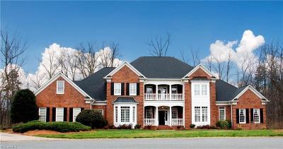 Winston Salem Single Family Home For Sale: 3910 White Hawk Lane