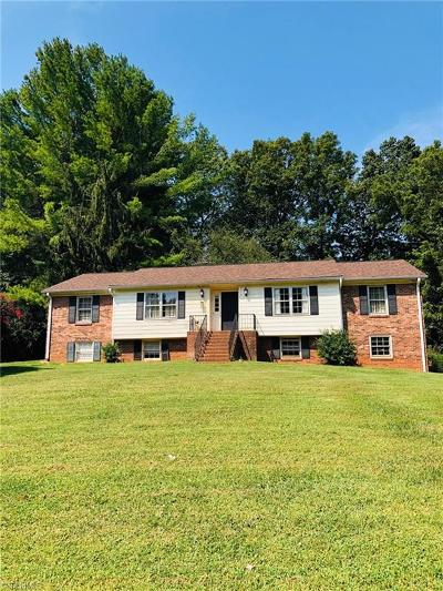 Clemmons Single Family Home For Sale: 603 Barkworth Road