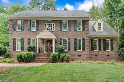 Greensboro Single Family Home For Sale: 4 Starmount Farms Court