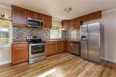 Rockingham County Single Family Home For Sale: 202 Buchannan Street