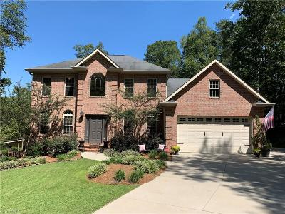 Kernersville Single Family Home For Sale: 9015 Twin Lakes Drive