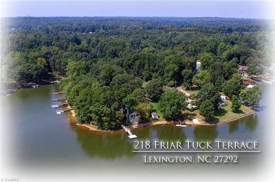 Davidson County Single Family Home For Sale: 218 Friar Tuck Terrace