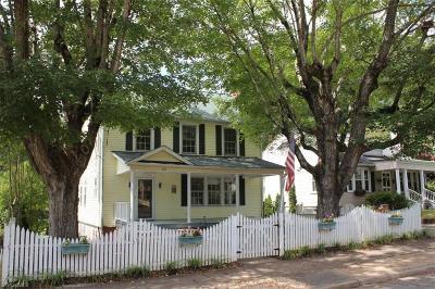 Winston Salem Single Family Home For Sale: 422 Horace Mann Avenue