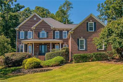 Greensboro Single Family Home For Sale: 6111 Colwyn Court