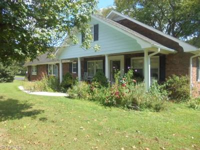 Rockingham County Single Family Home For Auction: 801 Taylor Road