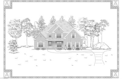 Tobaccoville Single Family Home For Sale: 3303 Serenity Ridge Lane
